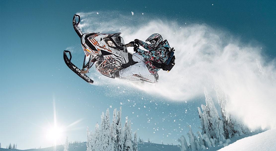 Powder jump sidder 1